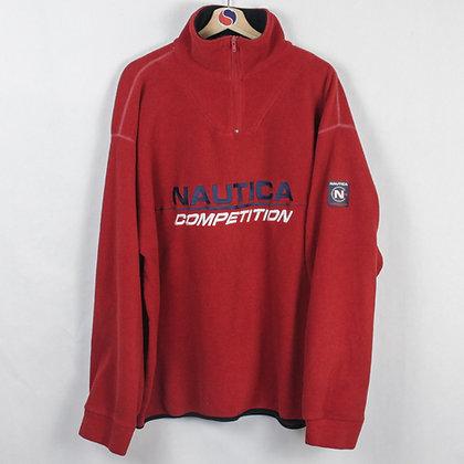 Vintage Nautica Competition Fleece - XXL (XL)