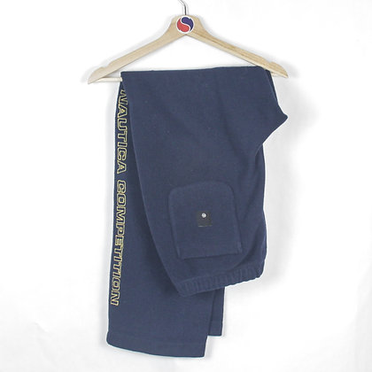 2000's Nautica Competition Fleece Pants - L (34-36)