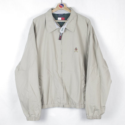 90's Tommy Hilfiger Harrington Jacket - XL