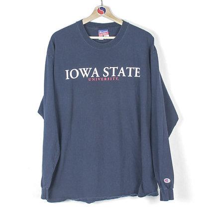 2000's Iowa State Champion Long Sleeve - XL