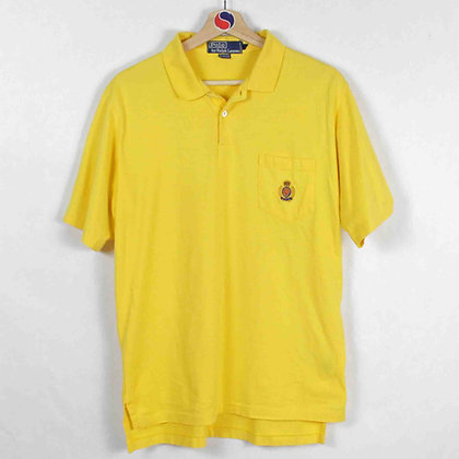 Vintage Polo Ralph Lauren Pocket Crest Polo - L (M)
