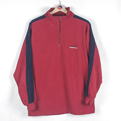 90's Nautica Competition Zip Fleece - M