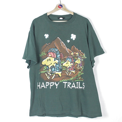 90's Happy Trails Tee - XL