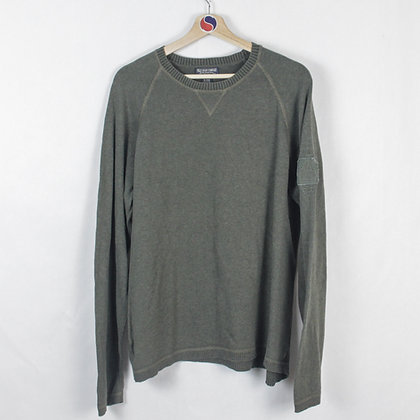 Vintage Polo Jeans Sweater/Long Sleeve - XL (L)
