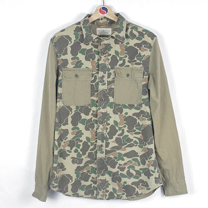 Ralph Lauren Camo Button Down - M