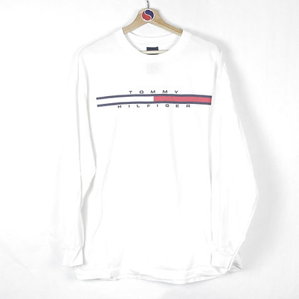 2000's Tommy Hilfiger Long Sleeve - XL