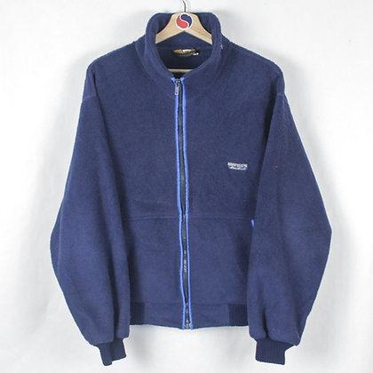 90's Eddie Bauer Fleece Jacket - M