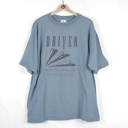 90's Driven By The Lord Tee - XXL