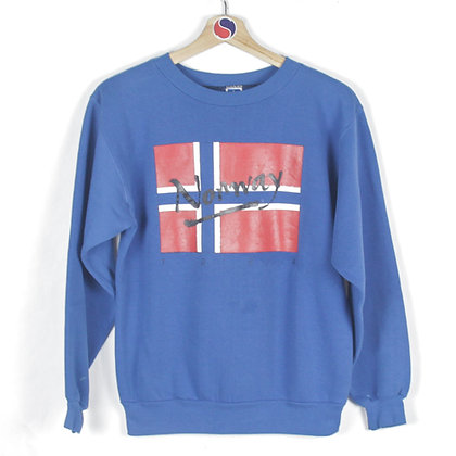 90's Norway Crewneck - S