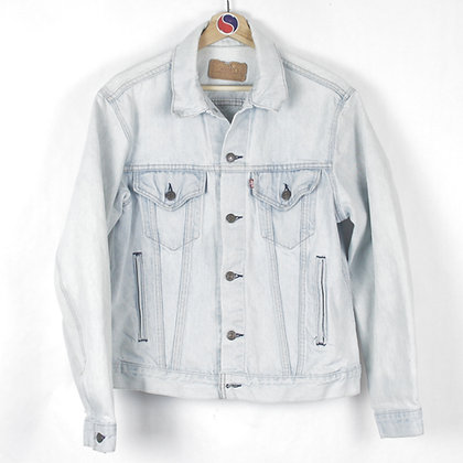 90's Women's Levi's Denim Jacket - M