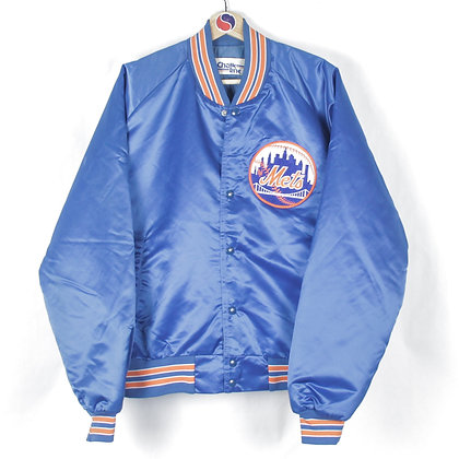 80's New York Mets ChalkLine Light Jacket - XL (L)