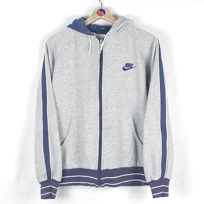 80's Nike Zip Hoodie - L (M)