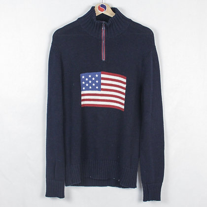 Polo Ralph Lauren Knit Sweater - M (L)