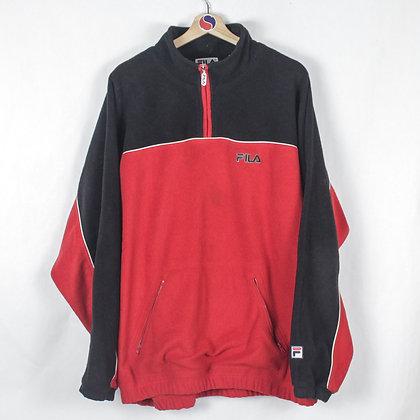 90's Fila Fleece - XL
