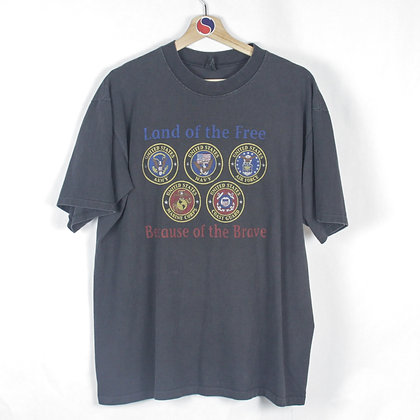 90's Land Of The Free Tee - XL