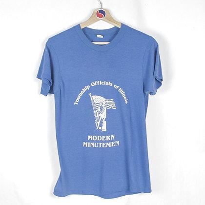 80's Modern Minutemen Tee - M (S)