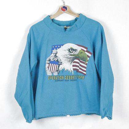 90's Desert Storm Sweatshirt - S