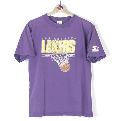 90's Los Angeles Lakers Starter Tee - XS