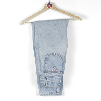 90's Women's Guess High Waisted Jeans - 28