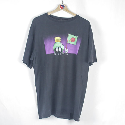90's Marvin The Martian Tee - XXL