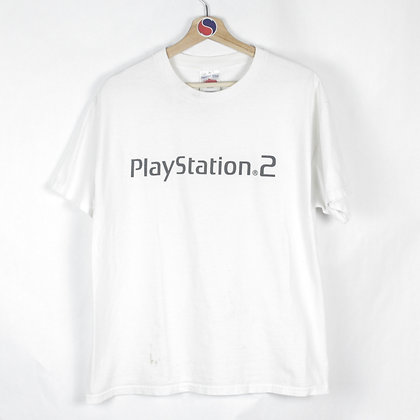 2000's Playstation 2 Tee - L