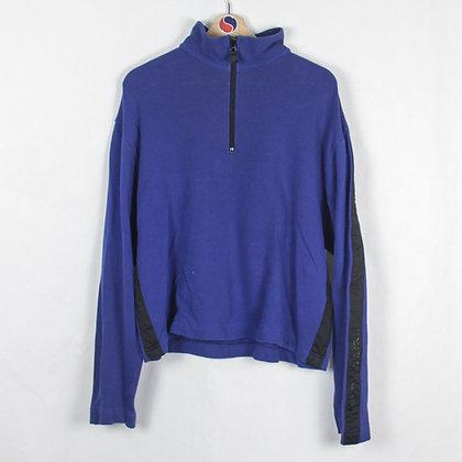 90's Nautica Competition Zip Sweatshirt - M