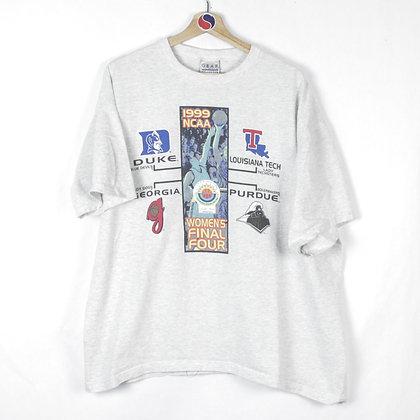 1999 NCAA Women's Final Four Basketball Tee - XXL