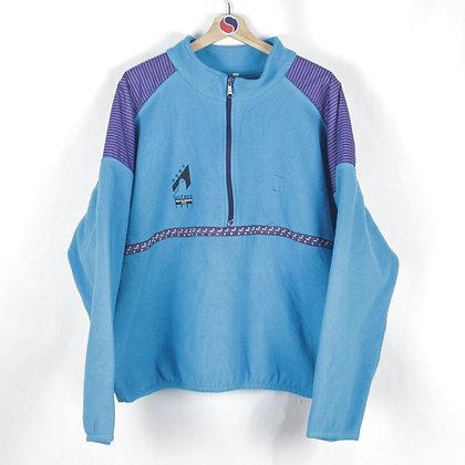 1991 Jeu De Canada Zip Fleece - XL
