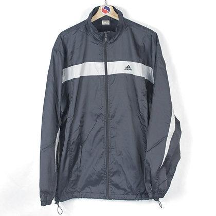2000's Adidas Windbreaker - L
