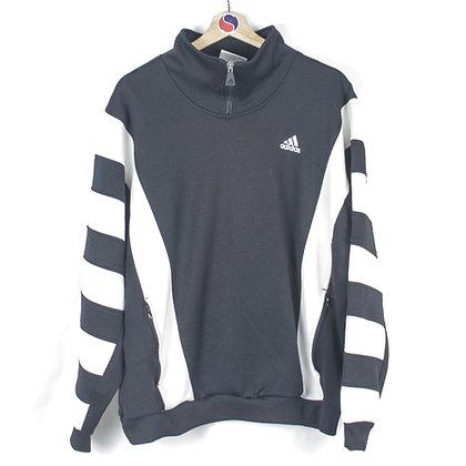 90's Adidas Sweatshirt - L
