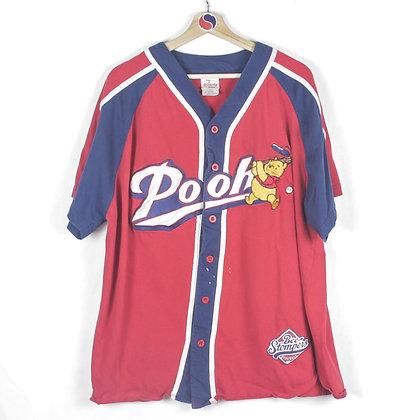 2000's Pooh Jersey Tee - XL