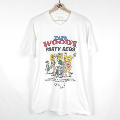 Papa Woody Tee - XL