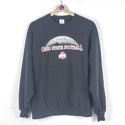 90's Ohio State Crewneck - L