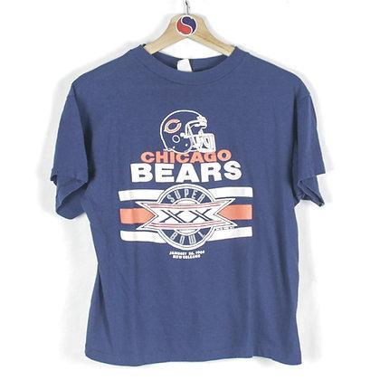 1986 Chicago Bears Tee - L (XS)