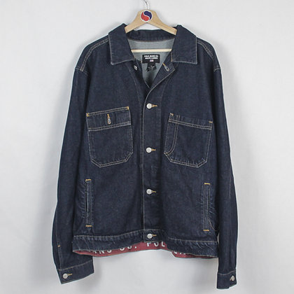 Vintage Polo Jeans Denim Jacket - XL