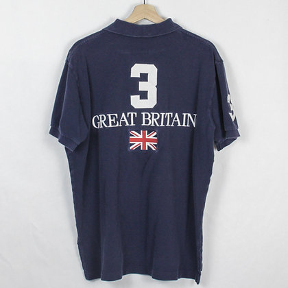 Vintage Polo Ralph Lauren Great Britain Polo - L (M)