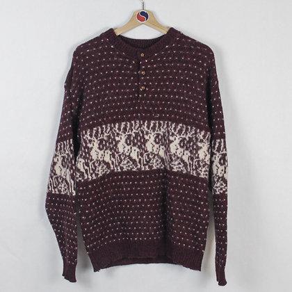 Vintage Eddie Bauer Sweater - L