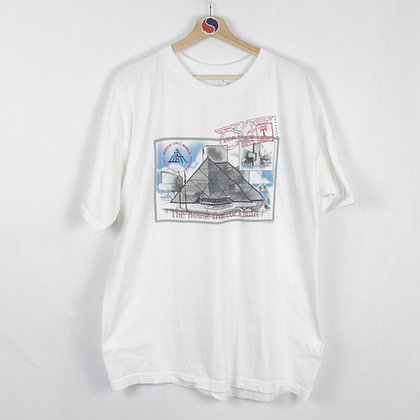 Vintage House Of Rock Museum Single Stitch Tee - XL