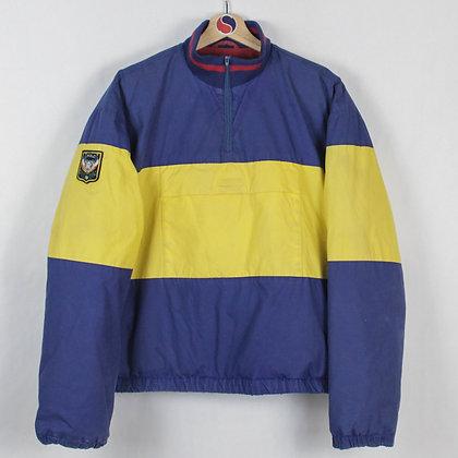 Vintage Polo Ralph Lauren UNI Crest Pullover Jacket - M