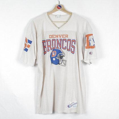 80's Denver Broncos Champion Jersey - L
