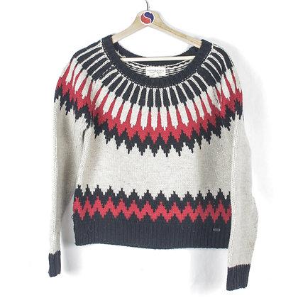 Women's Ralph Lauren Knit Sweater - M