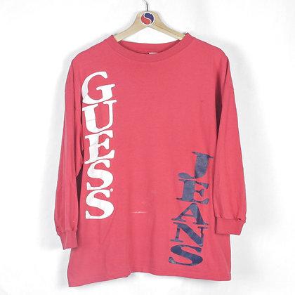 90's Guess Jeans Long Sleeve - M