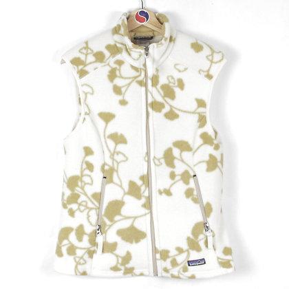 2000's Women's Patagonia Zip Fleece Vest - L (M)