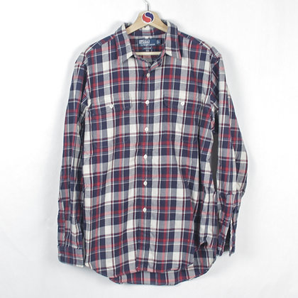 Polo Ralph Lauren Button Down Flannel - L