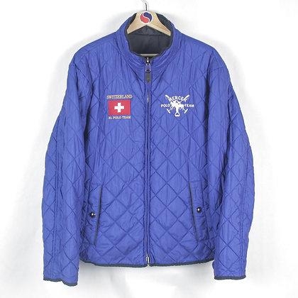 Polo Ralph Lauren Switzerland Ski Team Reversible Light Jacket - L