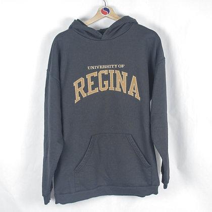 2000's University Of Regina Hoodie - L