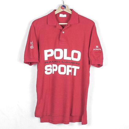 Vintage Polo Sport Canada International Tennis Championship Polo - M
