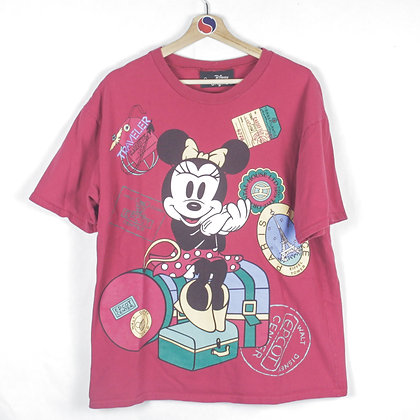 90's Minnie Mouse Tee - L