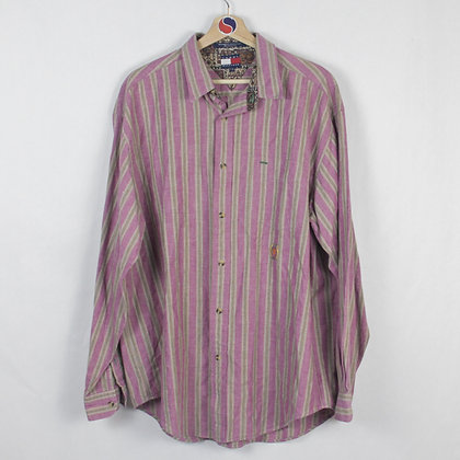 Vintage Tommy Hilfiger Button Down - L