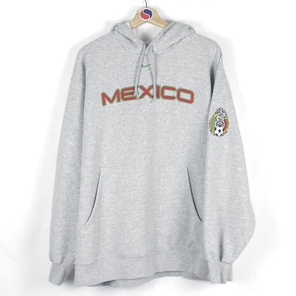 2000's Mexico Nike Hoodie - L